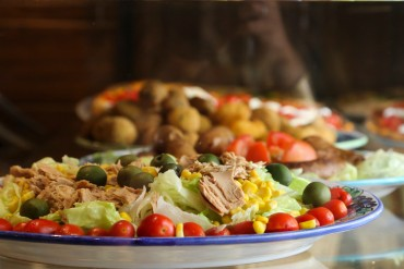 La Botte - Le insalate